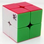 2013 Dayan Zhanchi 2x2 I 46mm Stickerless Speed Cube 2x2x2 Puzzle