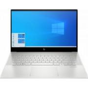 Laptop HP ENVY 15-ep0011nq Intel Core (10th Gen) i7-10750H 1TB SSD 32GB nVidia GeForce GTX 1650 Ti 4GB FullHD Win10 Pro FPR Tast. ilum.