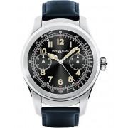 Montblanc Summit Smartwatch Stainless Steel 46mm Blue Sfumato