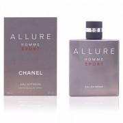Chanel ALLURE HOMME SPORT EXTREME eau de toilette vaporizador 150 ml