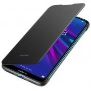 Huawei Y6 2019 Flip Cover, черен