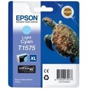Tinteiro EPSON Photo R3000 Cyan Claro - C13T15754010