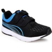 Puma Descendant slipon Ind. Running Shoes For Men(Black)