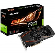Placa de Video Gigabyte GV-N1060G1GAMING-3GD 3 GB-Negro