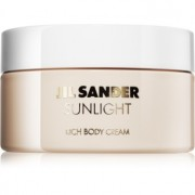 Jil Sander Sunlight crema corporal para mujer 200 ml