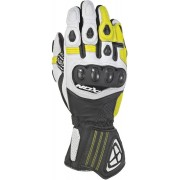 Ixon Rs Tilt Gloves Black White Yellow 2XL