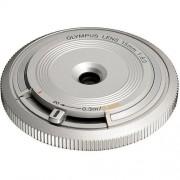 Olympus 15mm f/8.0 - argento - 4 anni di garanzia