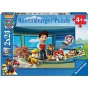 Paw Patrol pussel 2x24 bitar (Ravensburger Paw Patrol puzzle 090853)