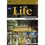 Life Upper Intermediate Teachers Book with Audio CD by David A. Hill