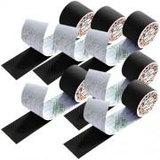 SFM Hospital Products GmbH SFM ® Kinesiologische Tapes : cotton in Folie 5cmx5m schwarz (6)
