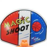 Rucan Kids Toy Basketball Hoop Board Plastic Hoop Set With Indoor Hanging Hoops Game