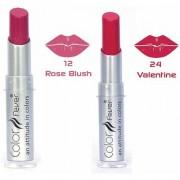 Color Fever Lip Bomb Creme Lipstick - Rose Blush / Valentine