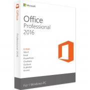 Microsoft Office 2016 Professionnel