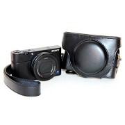 Sony Cyber-shot DSC-RX100 Mark III, Mark IV Cameratas - Zwart