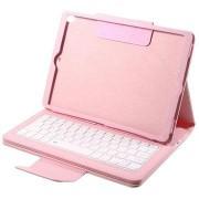 iPad Pro 10.5 Bluetooth Toetsenbord Hoesje - Roze