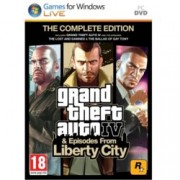 Grand Theft Auto IV Complete Edition, за PC