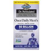 Garden of Life Microbiome Once Daily Hommes - 30 Capsules