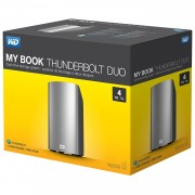 4TB WD My Book Thunderbolt Duo Dual-Drive Storage Systems