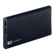 Baterie externa portabila GP Powerbank, 10000 mAh, Negru
