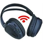 Boss Audio Dual Channel Wireless Infrared