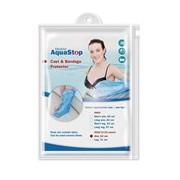 Impermeáveis para gesso braço inteiro 1 unidade criança - Aquastop