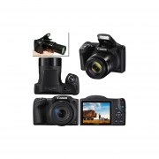 Canon Powershot SX420 IS 20 MP Digital Camera With 42x Optical Zoom And Built-In Wi-Fi, Black (International Version...