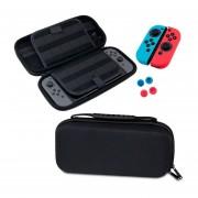 REDLEMON Nintendo Switch Estuche Mica Fundas Joy-Con Joystick Thumbs