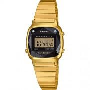 Ceas dama Casio Standard LA670WEGD-1EF Digital Retro