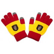 Cjay Harry Potter E-Touch Gloves Gryffindor Red