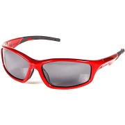 Effzett Polarized Sunglasses Black And Red