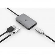 Cygnett CY2592UNHUB Unite USB-C Hub HDMI/1 x USB-A/1 x USB-C