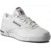 Pantofi Reebok - Exofit Lo Clean Logo Int AR3169 Int White/Royal Blue