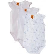 Pumpkin Patch - Set Body Flutter Sleeve Bodysuit, 3 buc