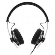 Слушалки Sennheiser Momentum On-Ear G (M2 OEG), микрофон, 16Hz-22kНz честотен диапазон, 1.4 м кабел, черни