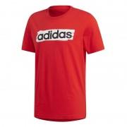 ADIDAS Мъжка тениска LIN BRUSH TEE - DV3053