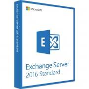 Standard de Microsoft Exchange Server 2016 Deutsch (German)