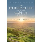 Your Journey of Life Is to Get You to Wake Up but It's Never Easy, Paperback/Lizabeth Caceres