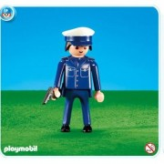 PLAYMOBIL Playmobil 7384 Police Set Police Officer