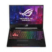 "Лаптоп Asus ROG Strix SCAR II GL504GV-ES003 (90NR01X1-M00880), шестядрен Intel Core i7-8750H 2.2/4.1 GHz, 15.6"" (39.62 cm) FHD Anti-Glare 144Hz Display & GeForce RTX 2060 6GB , (HDMI), 16GB DDR4, 1TB HDD & 256GB SSD, USB 3.1 Type-C, Free DOS, 2.4 kg"
