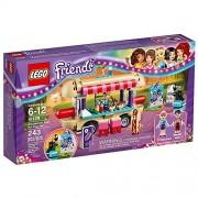 LEGO (LEGO) Friends amusement park hot dog car 41129
