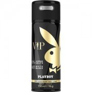 Playboy Perfumes masculinos VIP Men Deodorant Body Spray 150 ml