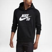 Sweatà capuche Nike SB Icon pour Homme - Noir