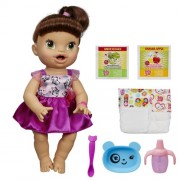 Hasbro Baby Alive My Baby All Gone Doll, Brunette