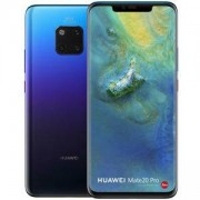 Мобилен телефон, Huawei Mate 20 Pro Black, Laya-L29C, 6.39 инча, OLED, 19.5:9, 2K+ 3120x1440, Kirin 980 Octa-core, 6GB. 6901443260744