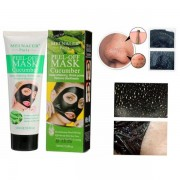 120ml Cucumber Black Mask Blackhead Peel-off Masks Mineral Facial Care Oil Control Acne Treatment