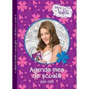 Disney Violetta. Agenda mea de scoala, 2014-2015/***