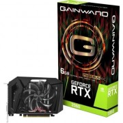 Placa video Gainward nVidia GeForce RTX 2060 Pegasus OC 6GB GDDR6 192bit