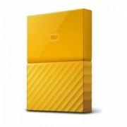 HDD Extern Western Digital My Passport WDBYFT0040BYL-WESN 4TB USB 3.0 2.5 Inch Galben