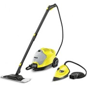 Karcher Steam Cleaner - SC 4 (Included Iron Kit)