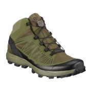 Salomon Schuhe Speed Assault Forces oliv